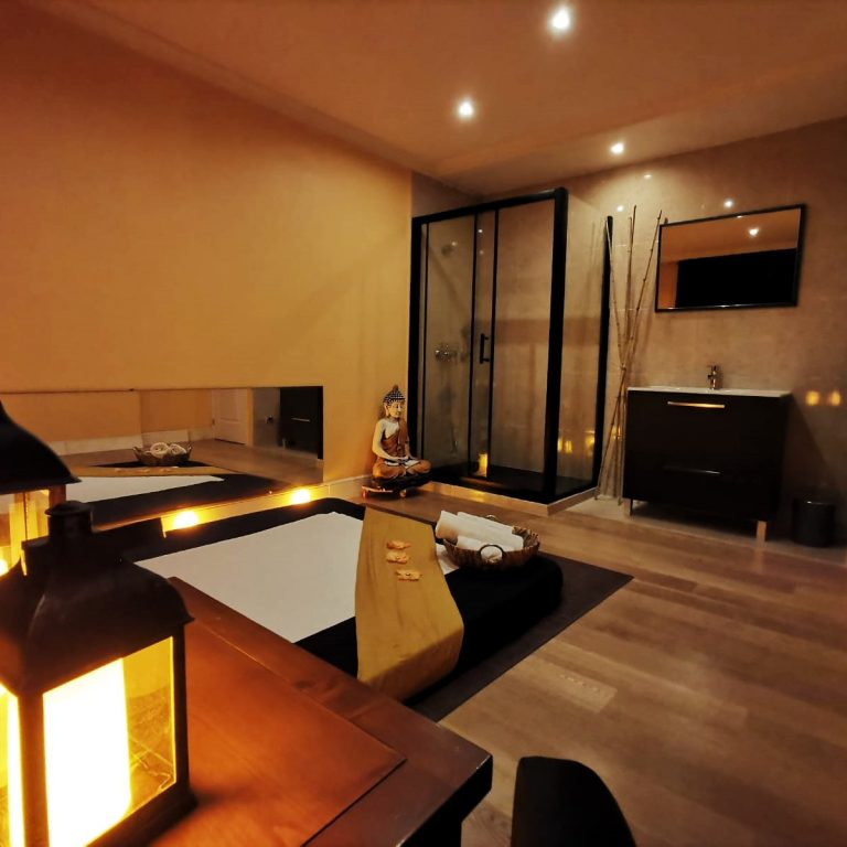 alquiler habitacion masaje