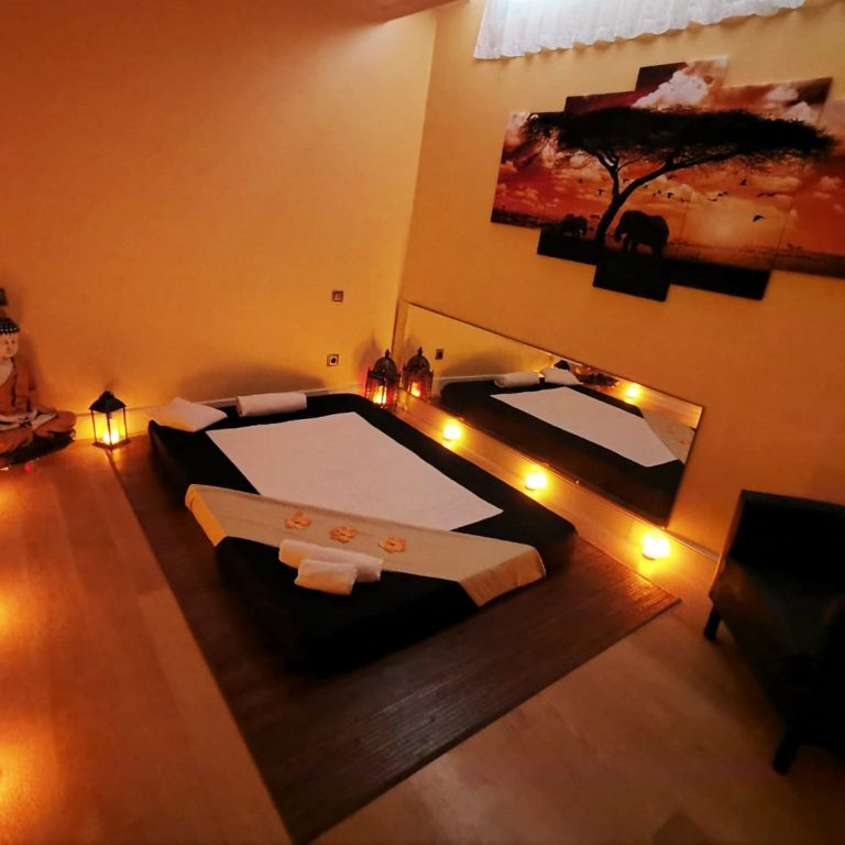 cabina masaje