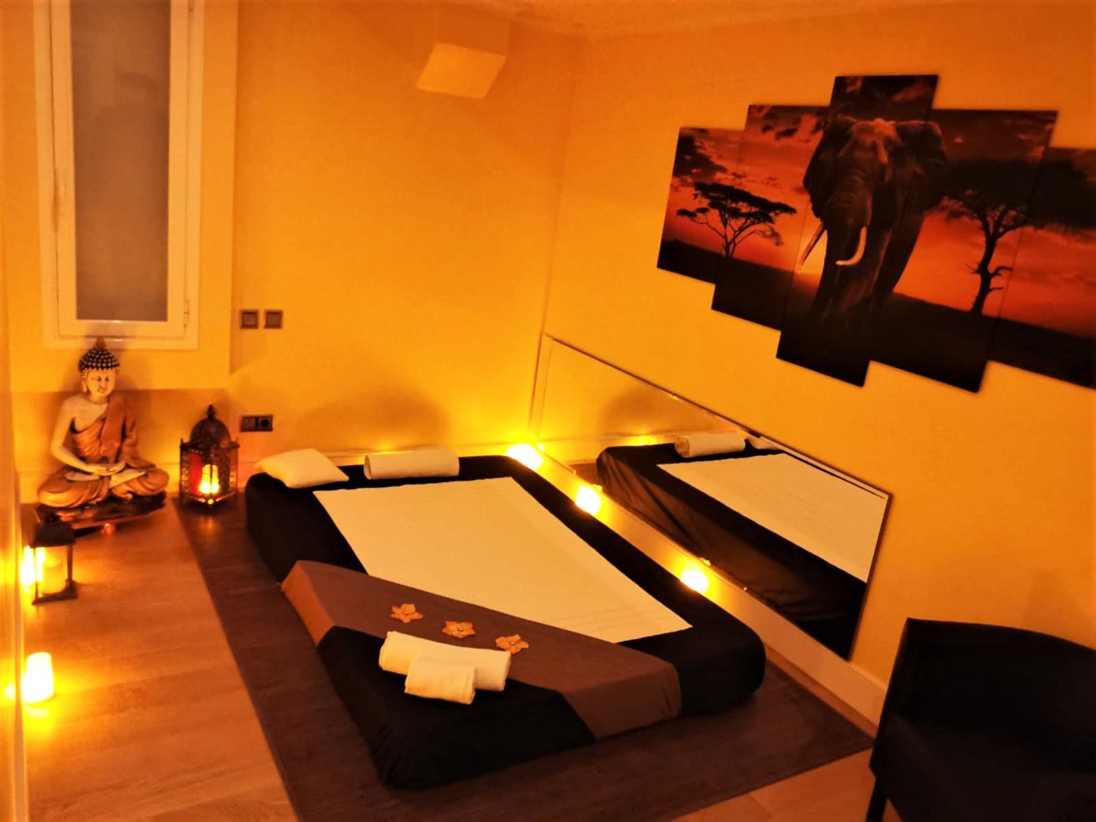 habitaciones masajes madrid